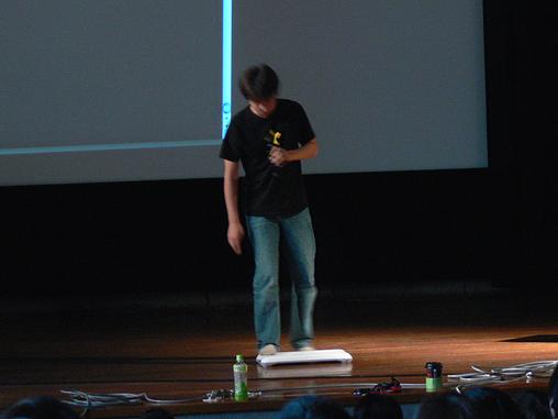Kazuhiro Osawa (?Yappo?) - ?Perlとリアルデバイスを繋げるって快感 その 4