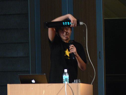 Kazuhiro Osawa (?Yappo?) - ?Perlとリアルデバイスを繋げるって快感 その 2